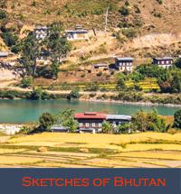 Sketches of Bhutan1